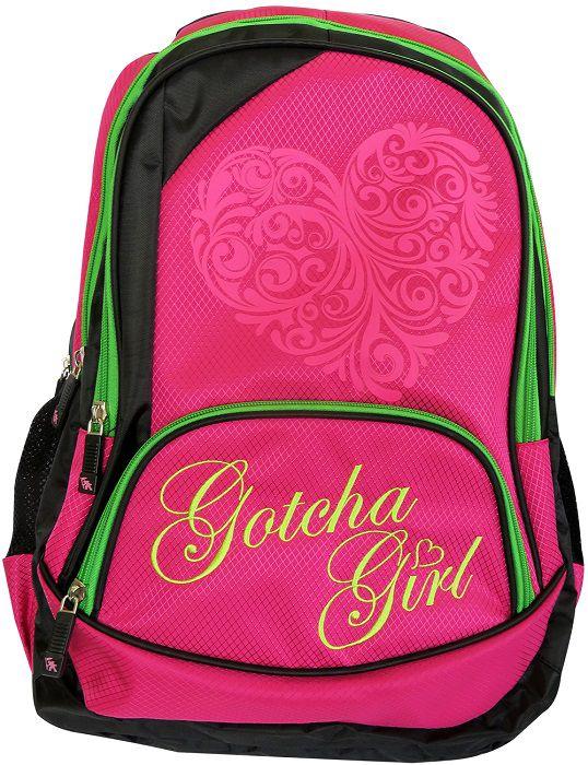 Gotcha Girls Deluxe Backpack - Asstd