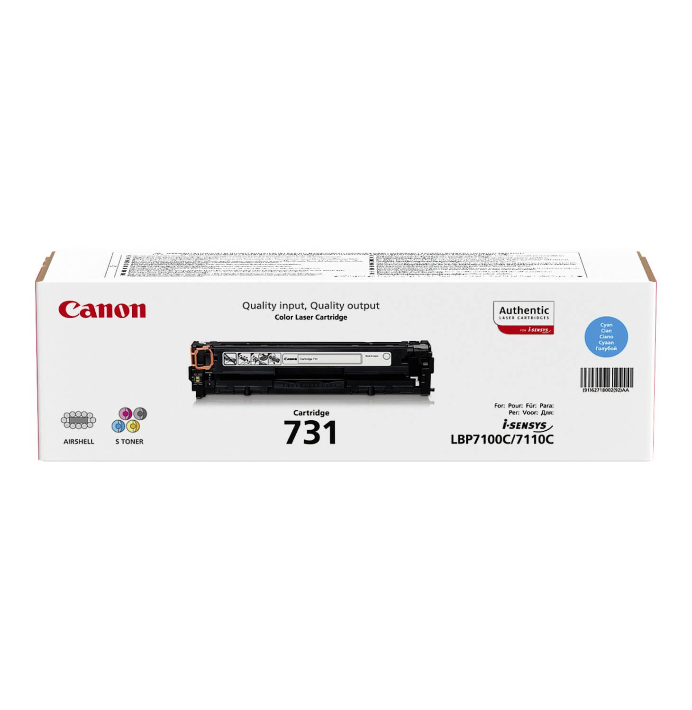 Canon 731 Cyan Toner LBP7100CN/LBP7110CW