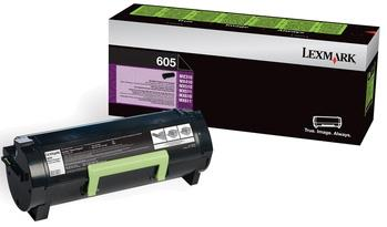 Lexmark 605 Return Program Toner Cartridge