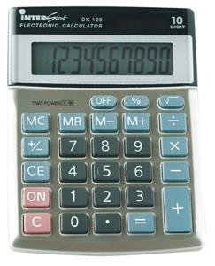 DK123 10 Digit Desktop Calcula