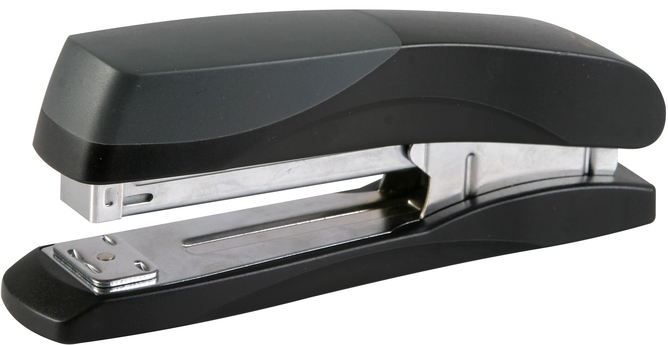 Parrot Staplers Plastic Lg 210x(24-6 26-6) Black 20 Pages F-S