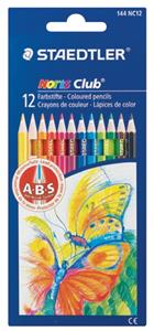 Staedtler Noris Club Colour Pencil 12 Half