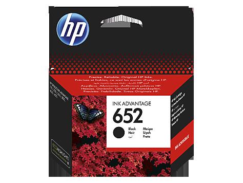 HP 652 Advantage Ink Cartridge Black