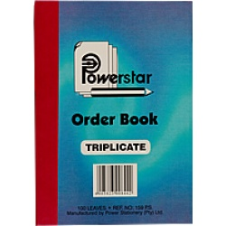 A5 Order Trip 100 Sheet