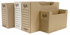 Tidy Files A5 File Collator-Kraft