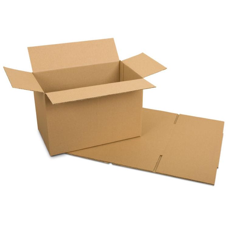 Carton stock 6 RSC 600X446X287 A/C - pack 25