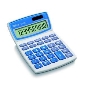 Ibico 210x Calculator