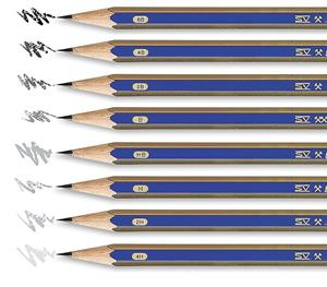 Faber Castell Goldfaber Pencil 3H