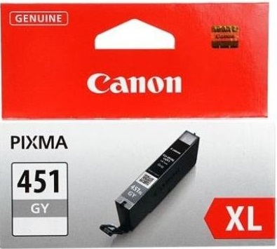 Canon CLI451 Grey XL Ink Cartridge