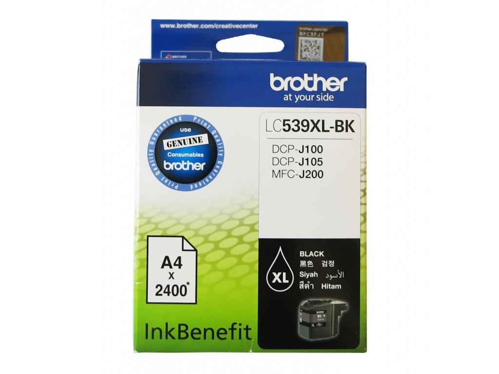 BROTHER DCPJ105 MFCJ200 HIGH YIELD BLACK INK CATRIDGE