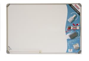 White Board Slim Non Magnetic 900mmx600mm
