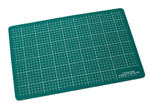 A3 Cutting Mat Green 300mmx450mm