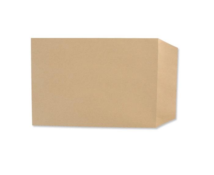 Croxley Envelopes C4 (324x229) Full Gum No Window Manilla