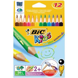 Bic Kids Evolution Triangle Wallet 12