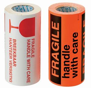 Tower Roll Fragile White 250's