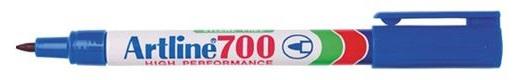 Artline EK700 Marker F Blue