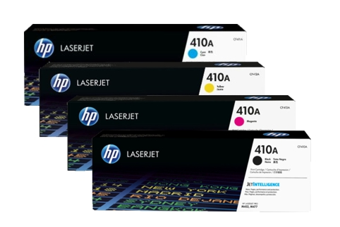 HP 410A STANDARD BLACK TONER FOR LASERJET M477
