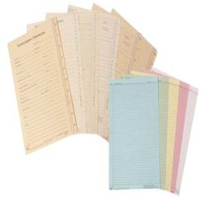 Tidy Files Medical Patient Inserts A3 - Pink