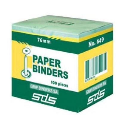 Paper Binder 649 76mm