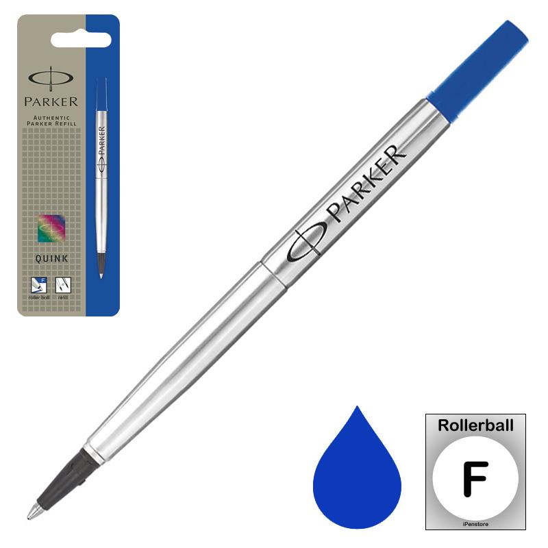 Parker Rollerball Refill F Blue