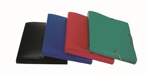 Bantex Document Case Pp Assorted