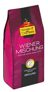 House Of Coffee Ground Wiener Mischung 250g
