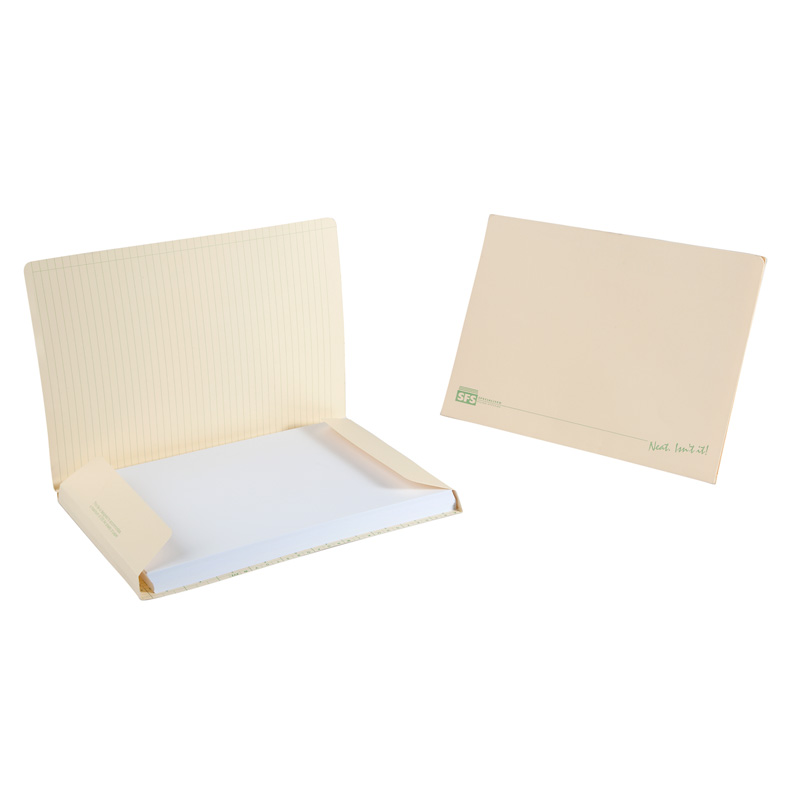 Extra Heavyweight File(250gsm) with Flap