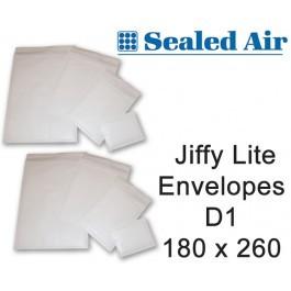 Sealed Air Jiffy Lite D1 180x260mm
