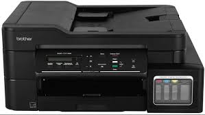 Brother DCPT710W Ink Tank System 3-in-1 with wireless networking  capabilities (3YR/50000 pgs carry-in) (B1 D10)