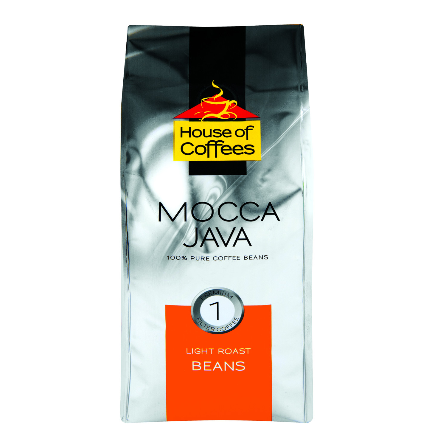 House Of Coffee Beans Mocca Java 250g
