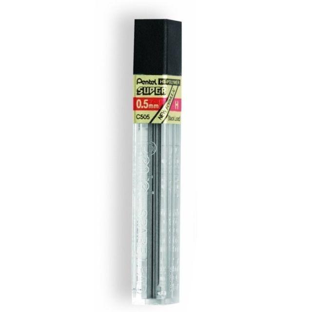 Pentel 0.5mm Lead H