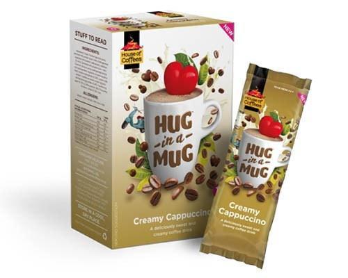 Hug In A Mug Creamy Cappuccino (50X24g)