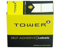 Tower C32 Label White