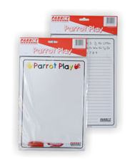 Parrot Write N Wipe Parrot Play 300mmx215mm Carded