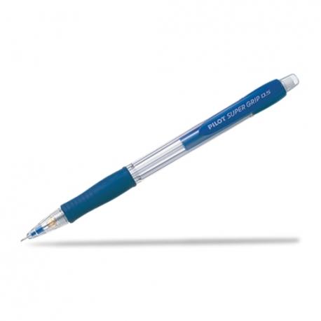 Pilot Super Grip Clutch Pencil Blue