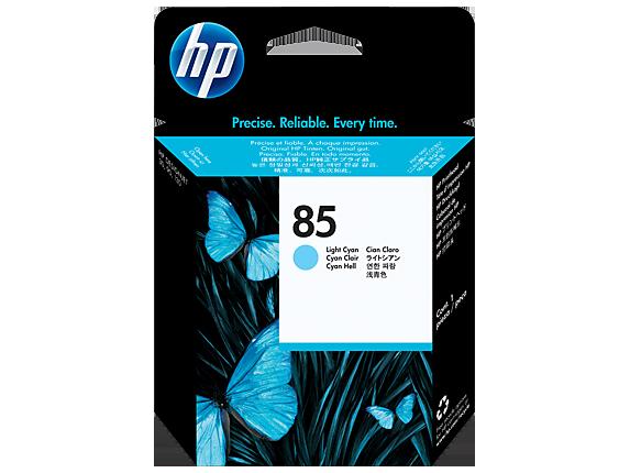 HP  85 LIGHT CYAN PRINTHEAD FOR DESIGNJET 3090 SERIES