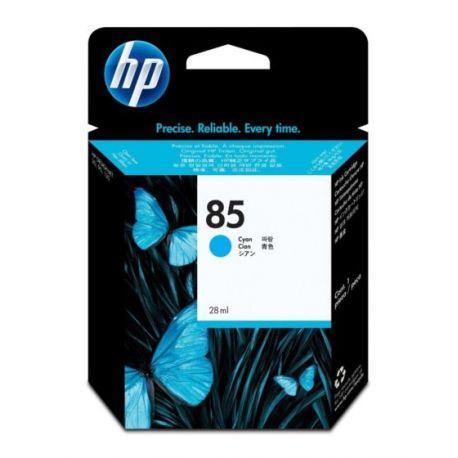 HP  85 CYAN INK CARTRIDGE FOR DESIGNJET 3090 SERIES (28ML)