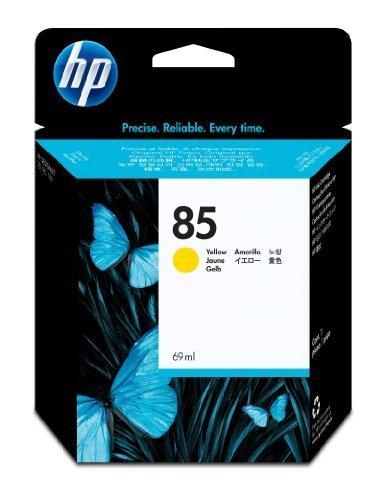 HP  85 YELLOW INK CARTRIDGE FOR DESIGNJET 3090 SERIES (69ML)
