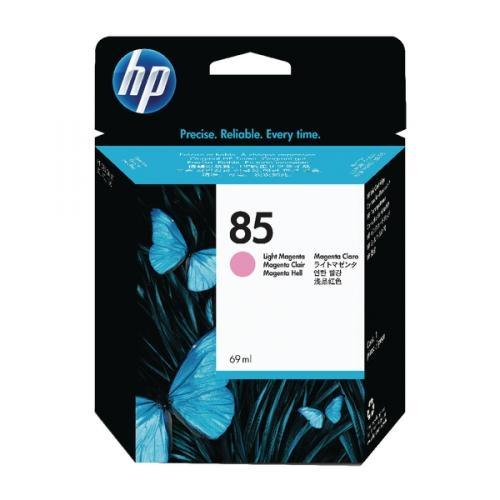 HP  85 LIGHT MAGENTA INK CARTRIDGE DESIGNJET 3090 SERIES (69ML)