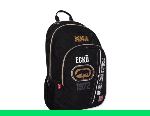 Ecko & ZooYork Deluxe Backpacks
