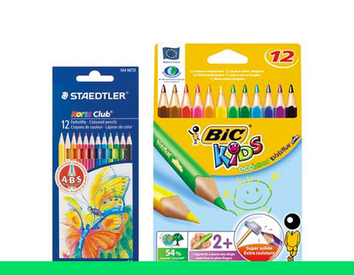 Coloured Pencils - Sets