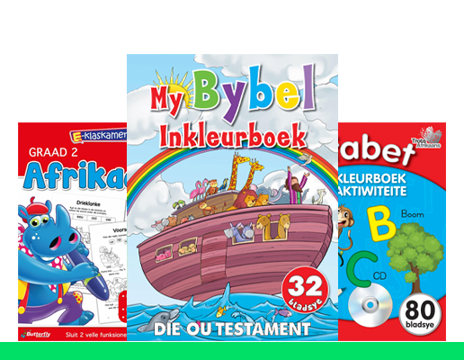 Afrikaans - Educational Products
