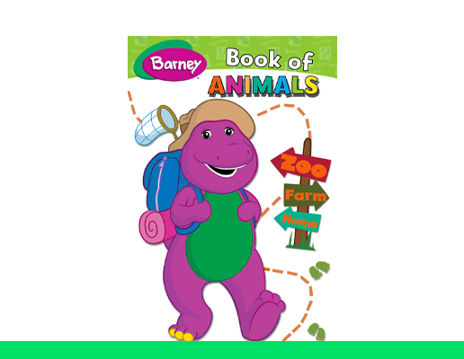Barney Books of Early Learning