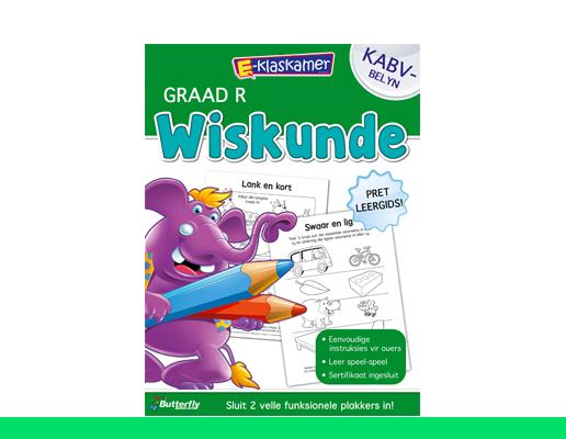 E-Klaskamer Werkboeke - Graad R