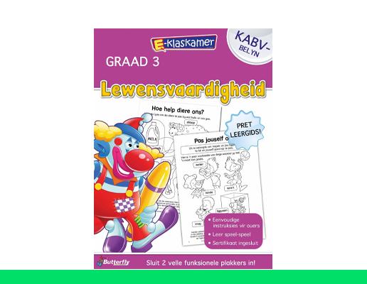 E-Klaskamer Werkboeke - Graad 3