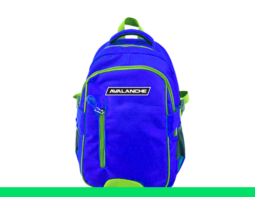 Avalanche - Standard Student Backpacks