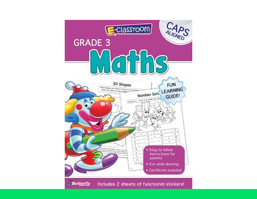 E-Classroom Workbooks - Grade 3