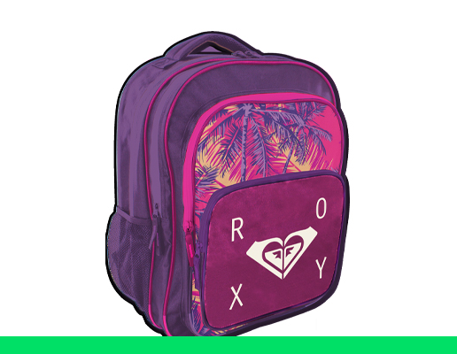 Quicksilver & Roxy - Deluxe Backpacks