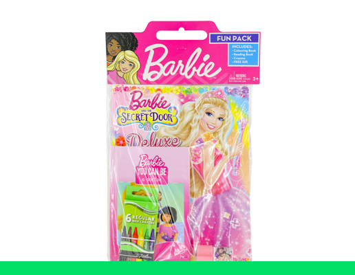 Barbie Fun Pack