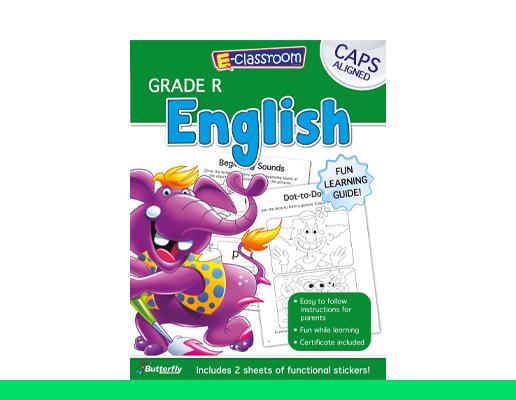 E-Classroom Workbooks - Grade R